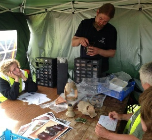 David Budge Community Archaeology Mercian Archaeological Services CIC