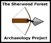 The Sherwood Forest Archaeology Project Logo