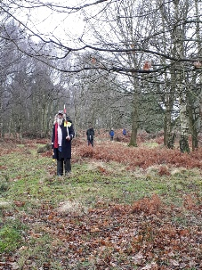 Linear Bank on Budby South Forest - Archaeology in Sherwood Forest