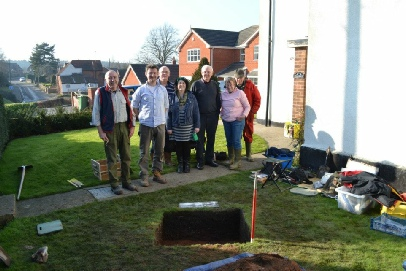 Community Archaeology nottinghamshire