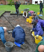 Heath End Community Archaeology Leicestershire