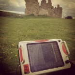 Geophysical Ground Penetrating Radar Survey at King John's Palace in Sherwood Forest