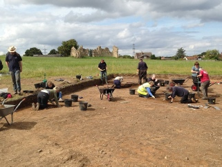 Sherwood Forest Archaeology Excavation