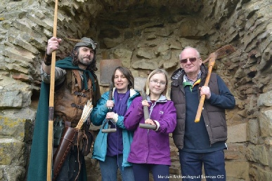 Robin Hood and the Sherwood Forest Archaeology Project