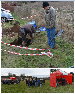Community Archaeology Nottinghamshire Mercian Archaeological Services Clipstone Sherwood Forest